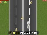 Пробка на автостраде