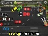Игра Сумасшедшая автомобильная парковка онлайн
