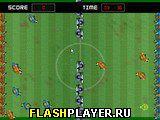 Игра Жестокий футбол онлайн