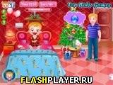 Игра Малышка Хейзел – Новогодняя мечта онлайн