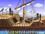 Причинная связь на пиратском корабле