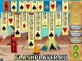Игра Индейский пасьянс онлайн