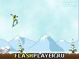Бесконечное катание на лыжах