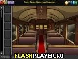 Побег из движущегося поезда