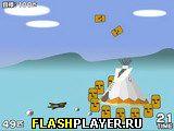 Игра Остров Пасхи Игра с гравитацией онлайн