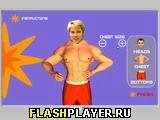 Игра Смоделируйте кибер парня онлайн