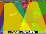 Игра Сумасшедший танец онлайн