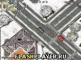 Игра Зимний дрифт в городе 2 онлайн