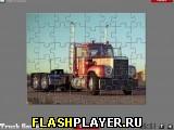 Пазл грузовик Мак