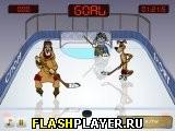 Хоккей в Простоквашино