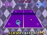Игра Настольный теннис Монстр Хай онлайн