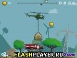 Вертолёт кран