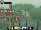 Игра Швырни вонючую фасолину онлайн
