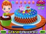 Пасхальный торт маленькой Анны