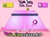 Привет Китти – Настольный теннис