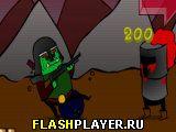Игра Орк с дробовиком онлайн