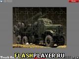 Игра Российский грузовик пазл онлайн
