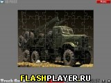 Российский грузовик пазл