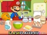 Грибные кексы от Марио