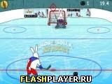 Боб и Бобек – хоккей на льду