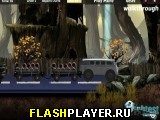 Игра Грузовик болотоход онлайн