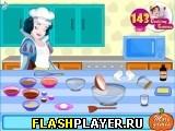 Белоснежка готовит тыквенные булочки