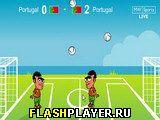 Игра Игра головой Евро 2004 онлайн