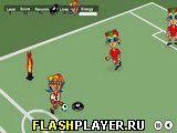 Игра Двинутый футбол онлайн