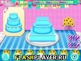 Торт ко дню рождения Анны
