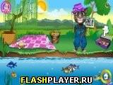 Игра Том на рыбалке онлайн