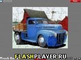 Мультяшный грузовик