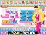 Барби в магазине для детей