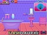 Клодин Вульф - декор ванной комнаты