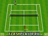 Звезда тенниса