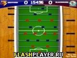 Реальный настольный футбол