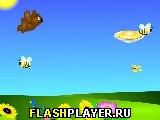 Игра Медовая погоня онлайн