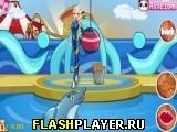 Эльза и шоу дельфина