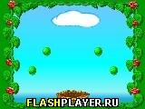 Игра Бешеный горох онлайн