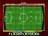 Виртуальный настольный футбол