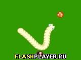 Игра Грибной червяк онлайн