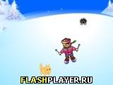 Игра Лыжный чемпион онлайн