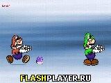 Игра Марио против Луиджи онлайн