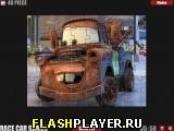 Машина из мультфильма