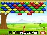 Игра Пузырьки и апельсин онлайн