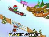 Игра Проблемный снеговик онлайн