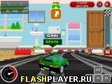 Ретро гонщики 3Д