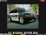 Полицейская Субару