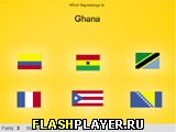Игра Угадай страну по флагу онлайн