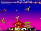 Воздушный бой ниндзя