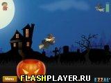 Ведьма в Хэллоуин